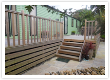 Our Decking service